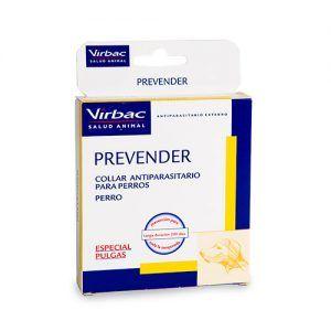 Collar antipulgas Prevender