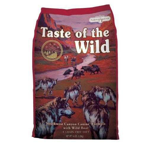 Taste of the Wild Southwest Canyon con Buey y Jabalí