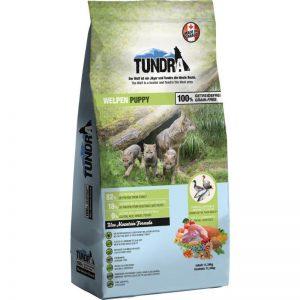 Nuevo Pienso Tundra cachorros